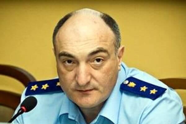 Приволжский прокурор Тимур Кебеков ушёл на пенсию | CityTraffic