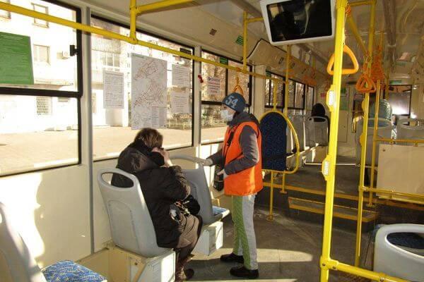 Справка от работодателя нужна и тем жителям Самары, кто пользуется общественным транспортом | CityTraffic