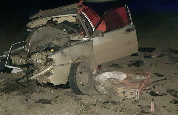 Один человек погиб и двое пострадали в ночном ДТП на автодороге Самара-Бугуруслан | CityTraffic