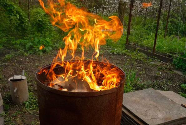 В Тольятти владельцам частных домов и дачникам до 30 октября запретили сжигать мусор | CityTraffic