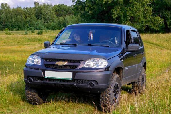 Chevrolet Niva стала историей | CityTraffic