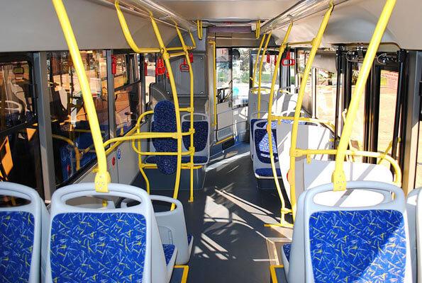 В Самаре из-за реконструкции Заводского шоссе автобус № 9 две недели будет ходить по временной схеме | CityTraffic