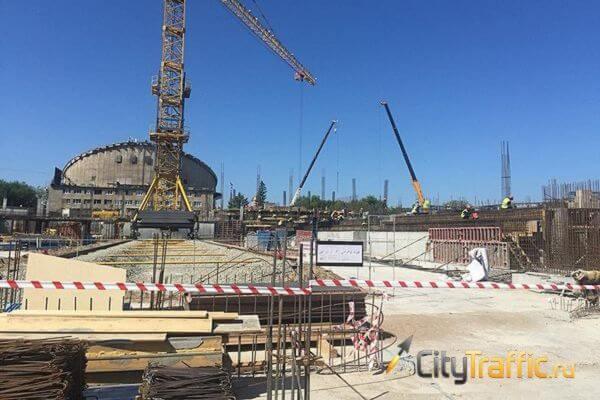 Подписание контракта на достройку самарского Дворца спорта за 1,9 млрд рублей приостановлено | CityTraffic