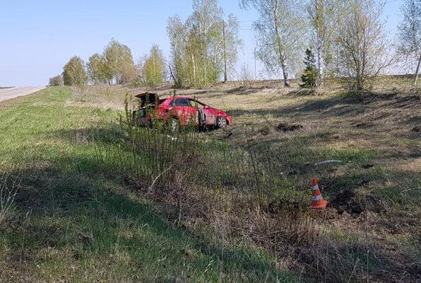 Пьяный водитель «Шевроле» и его пассажирка попали в больницу после ДТП в Самарской области   CityTraffic