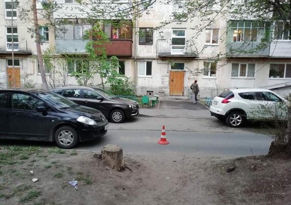 В Тольятти с начала 2020 года двое маленьких детей выпали из окон домов   CityTraffic