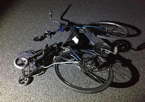В Тольятти погиб велосипедист, сбитый водителем BMW на улице Матросова   CityTraffic