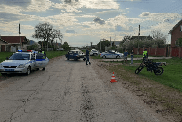 В Самарской области в ДТП пострадал 15-летний мотоциклист   CityTraffic