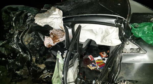 Пятеро взрослых и один ребенок погибли в ДТП в Самарской области | CityTraffic