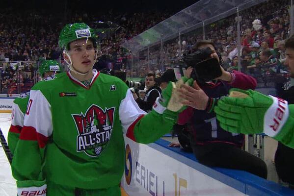 Экс-игрок ЦСК ВВС подписал контракт склубом НХЛ