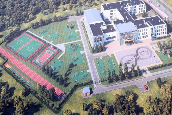 На строительство школы на Пятой просеке в Самаре выделили 639,5 млн рублей | CityTraffic