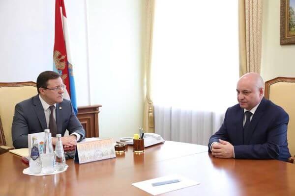 Глава УФСБ Самарской области приступит к работе 20 мая | CityTraffic