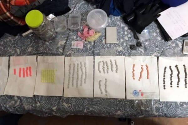 Житель Самары прятал по городу наркотики в кусках монтажной пены | CityTraffic