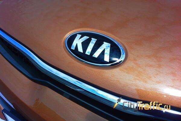 Пятьсот километров без зарядки проедет новый электромобиль KIA | CityTraffic