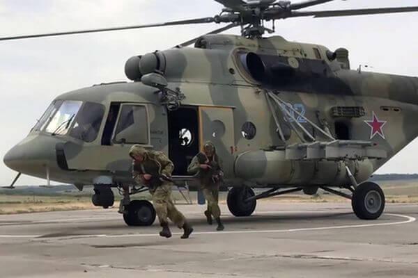 Под Самарой спецназовцы уничтожили условных боевиков   CityTraffic