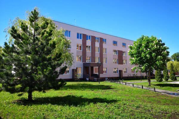 В Самаре здание общежития, которое строили для ГУ МВД, окончательно передали кадетскому корпусу   CityTraffic