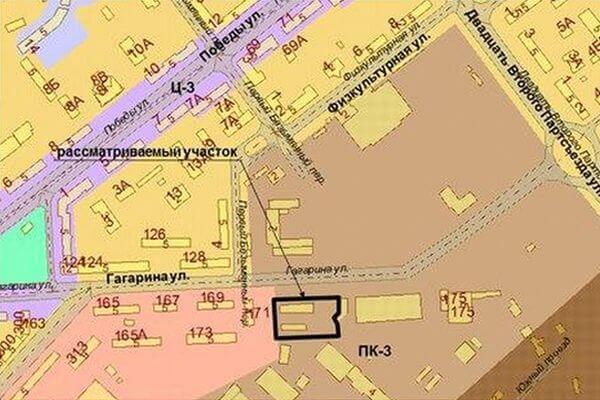 В Самаре на месте самостроя на Гагарина, 175, может появиться торговый центр | CityTraffic