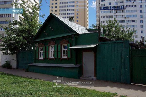 В Самаре на месте деревянного дома на Буянова появятся высотки | CityTraffic