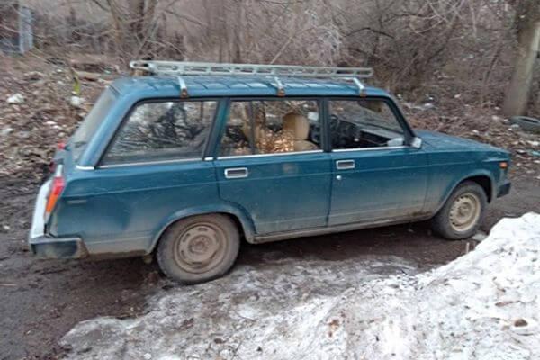 Ночью в Тольятти 7 человек тушили два горящих автомобиля   CityTraffic