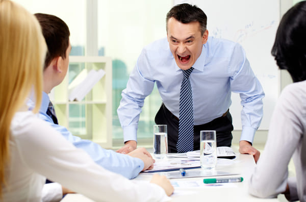 За двойной оклад терпеть грубость начальства готов почти каждый второй наемный работник | CityTraffic