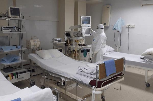 В Самарской области за сутки скончались 6 пациентов с COVID-19 | CityTraffic