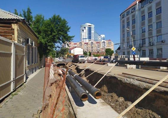 В Самаре в 2020 году планируют дополнительно отремонтировать еще 6 теплотрасс | CityTraffic