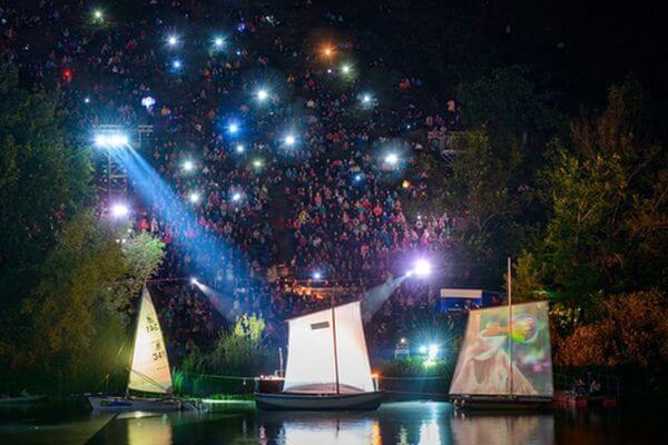 Онлайн-трансляция выступлений музыкантов на Грушинском фестивале будет вестись со 2 по 5 июля | CityTraffic