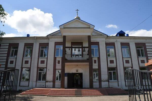 Губернатор Самарской области побывал в Обители Милосердия | CityTraffic