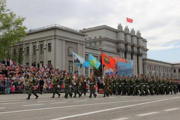 На проведение Парада Памяти в  Самаре потратят 14,6 млн рублей | CityTraffic
