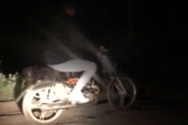 Житель Самарской области напился и совершал на мопеде опасные маневры | CityTraffic