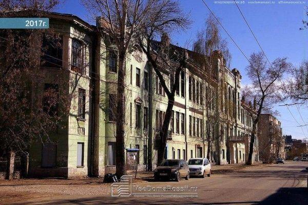 На охрану здания бывшего Реального училища в Самаре выделили 800 тысяч рублей | CityTraffic