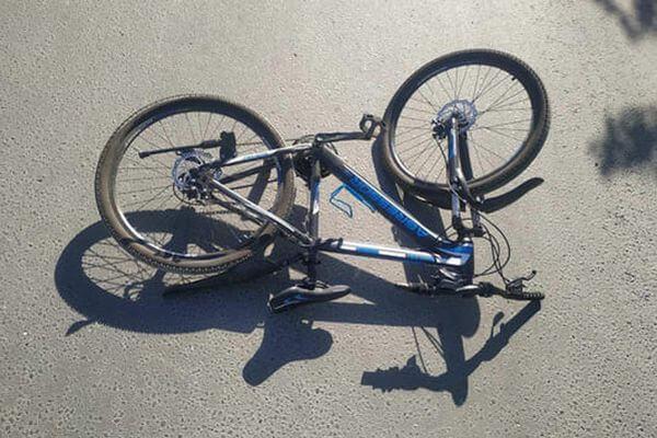 В Тольятти подросток на велосипеде попал под колеса минивэна | CityTraffic