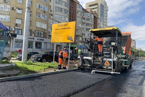 В Самаре с29 июня временно ограничено движение по улице Ленинской