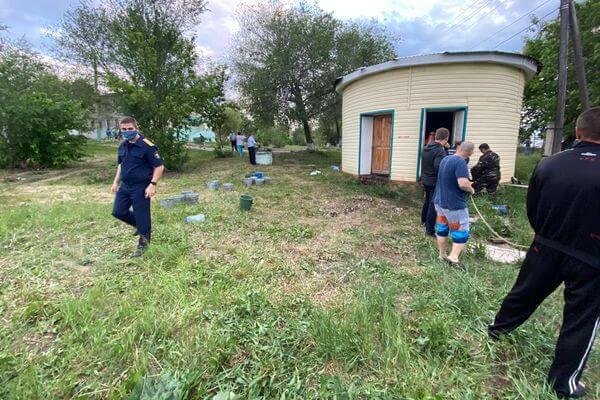 СК начал проверку по факту гибели троих рабочих в Самарской области | CityTraffic
