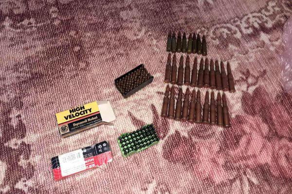 У жителя Самарской области изъяли 129 боевых патронов | CityTraffic