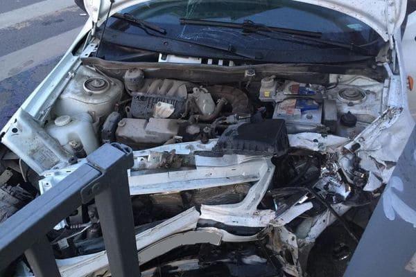 В Самаре два водителя пострадали из-за невнимательности девушки | CityTraffic