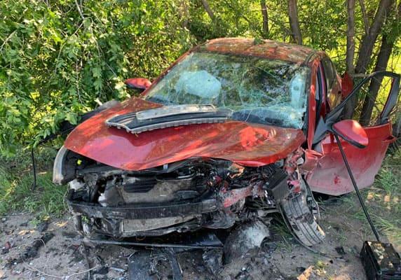 Один водитель погиб, второй в больнице после аварии между Самарой и Оренбургом | CityTraffic