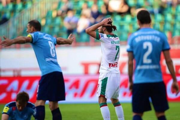 Самарские «Крылья Советов» сыграли вничью с «Локомотивом» | CityTraffic