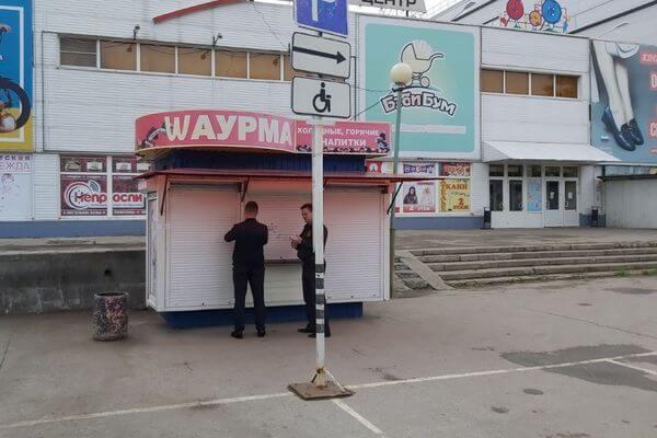 В Тольятти закрыли павильон с шаурмой, которую готовил мигрант без патента | CityTraffic