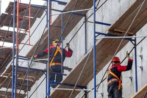 В Самаре завершаются работы по устройству монолитных конструкций здания будущего Дворца спорта | CityTraffic
