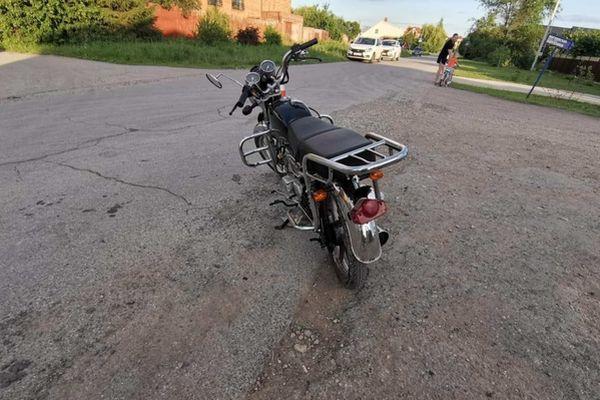 Под Тольятти 3 подростка пострадали в столкновении мотоцикла и мопеда | CityTraffic