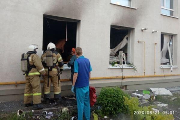 Жильцы 7 квартир, поврежденных в июне взрывом газа в Самаре,  вернулись домой | CityTraffic