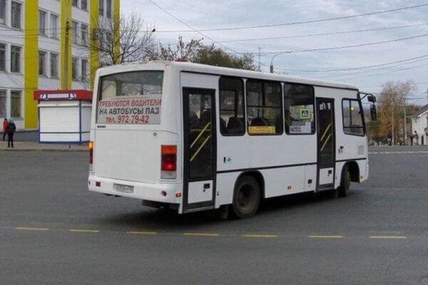 В Самаре перестал ходить автобус № 36 | CityTraffic
