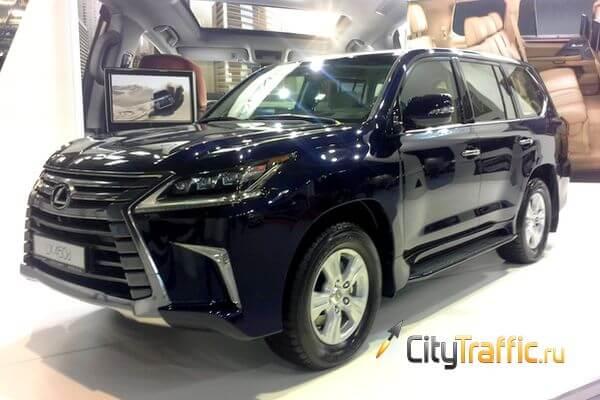 Lexus открыл двери российских дилеров | CityTraffic