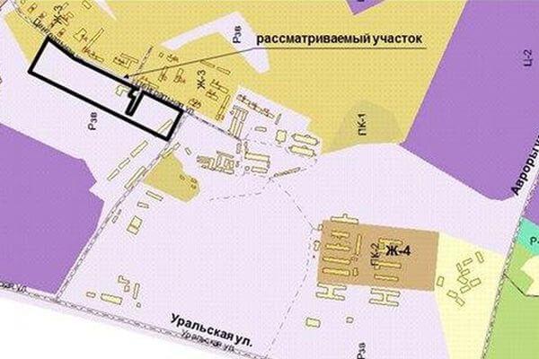 В Куйбышевском районе Самары хотят построить два жилых комплекса с высотками | CityTraffic