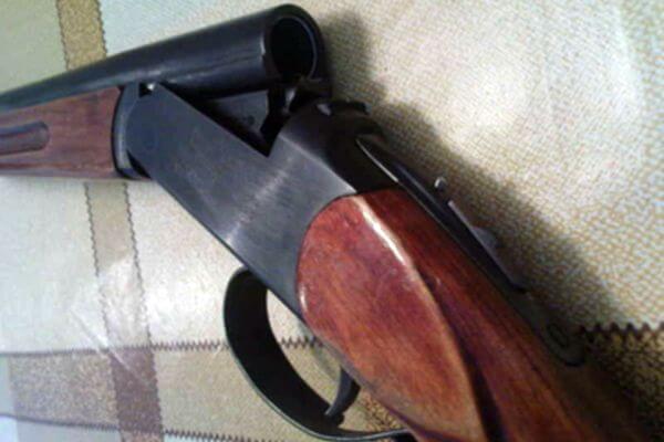 Житель Самарской области сделал обрез из ружья 1945 года | CityTraffic