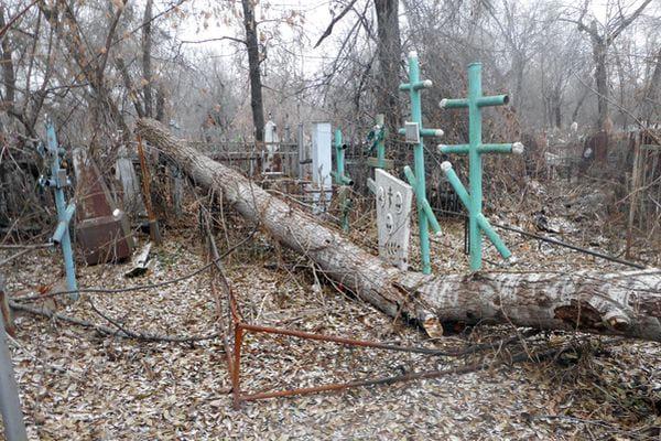 В Самаре прокуратура потребовала привести в порядок территорию «Безымянского» кладбища | CityTraffic
