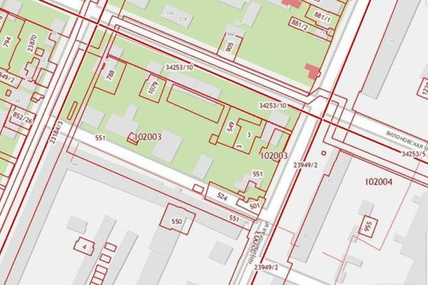 В Самаре на Вилоновской вновь хотят построить торговый центр | CityTraffic