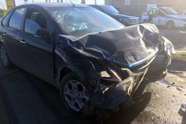 Двое детей пострадали в аварии на дороге Самара-Пугачев-Энгельс-Волгоград | CityTraffic