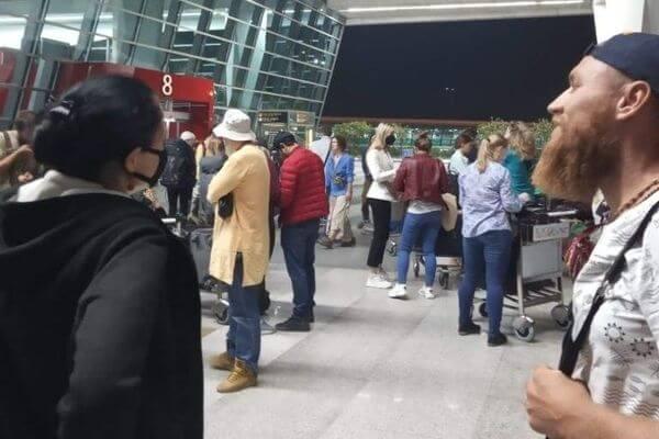 Застрявшие из-за пандемии в Индии и Канаде жители Самарской области вернулись на родину | CityTraffic