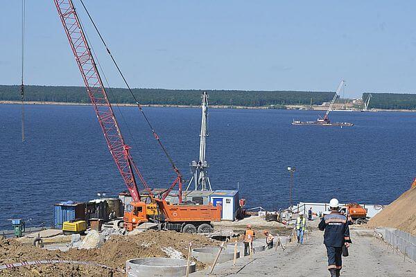 Суд изъял у ПАО «Тольяттиазот» участок земли для строительства моста через Волгу | CityTraffic